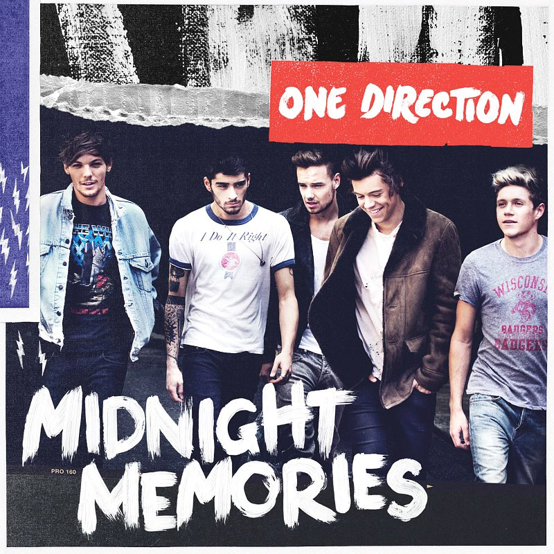One Direction Anuncia El Contenido De U0026quot Midnight Memories