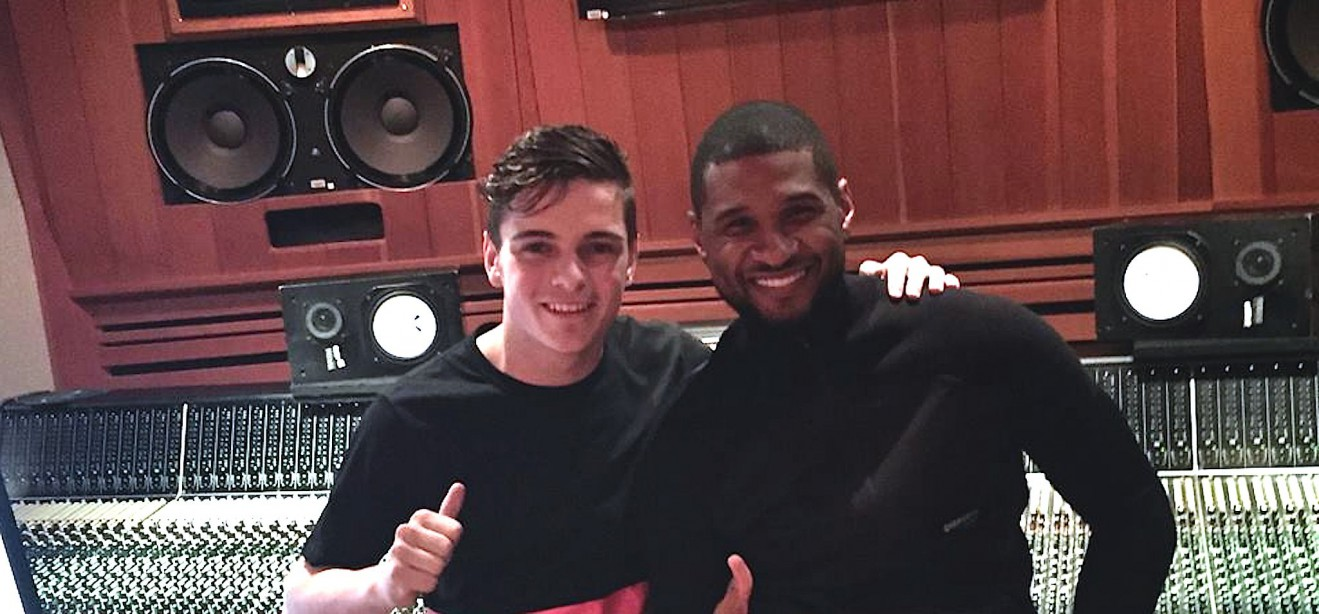 Martin-Garrix-Usher