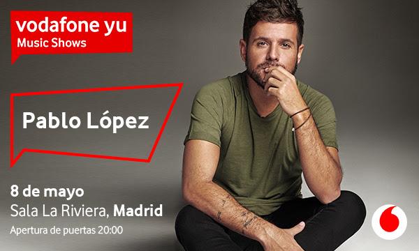 PabloLopezVodafoneYuMusic