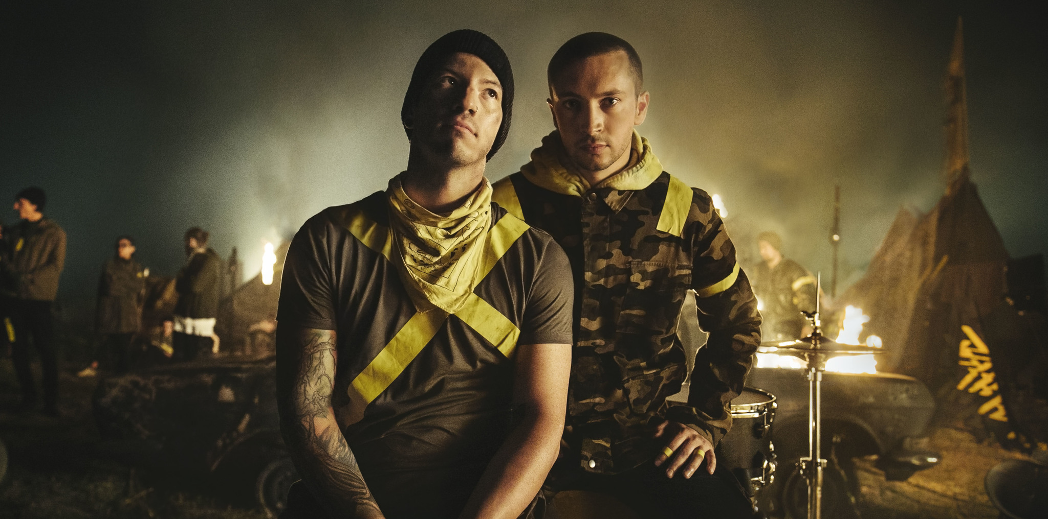 Twenty One Pilots Jumpsuit & Nico And The Niners