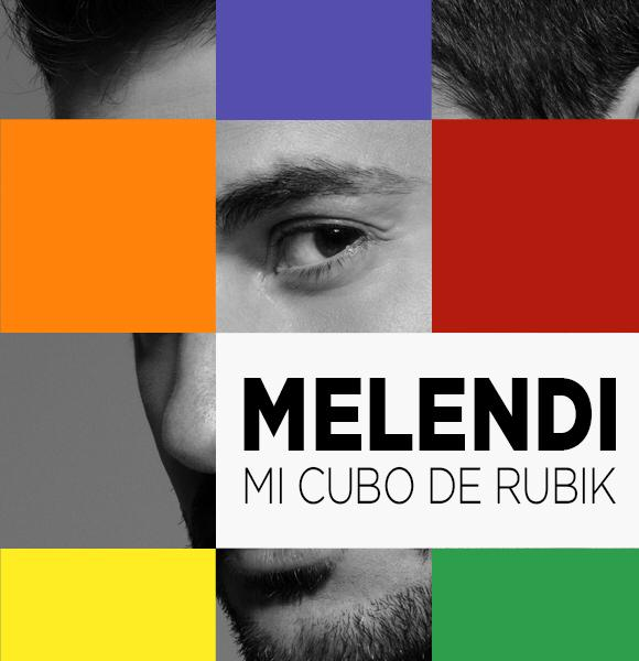 Melendi-Mi Cubo de Rubik