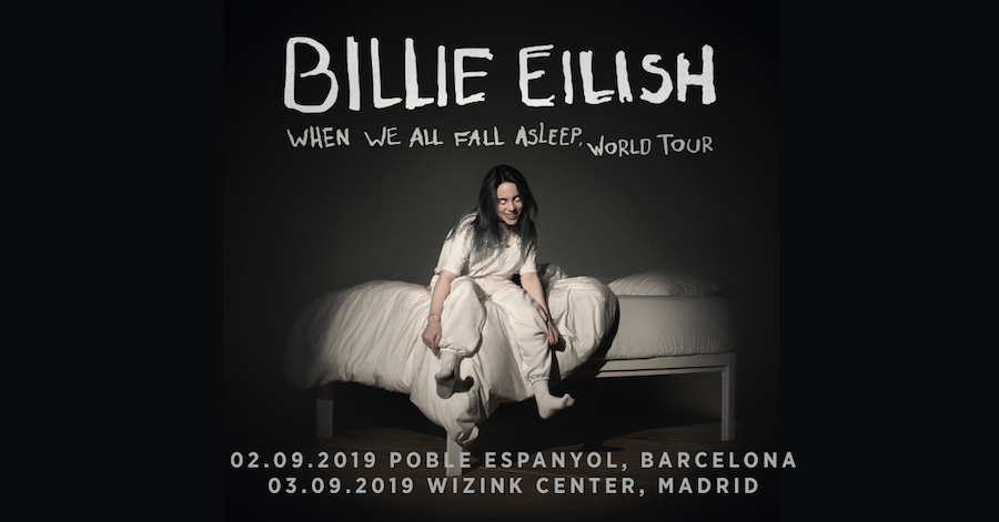 Billie EilishTour2019_BCN_MAD