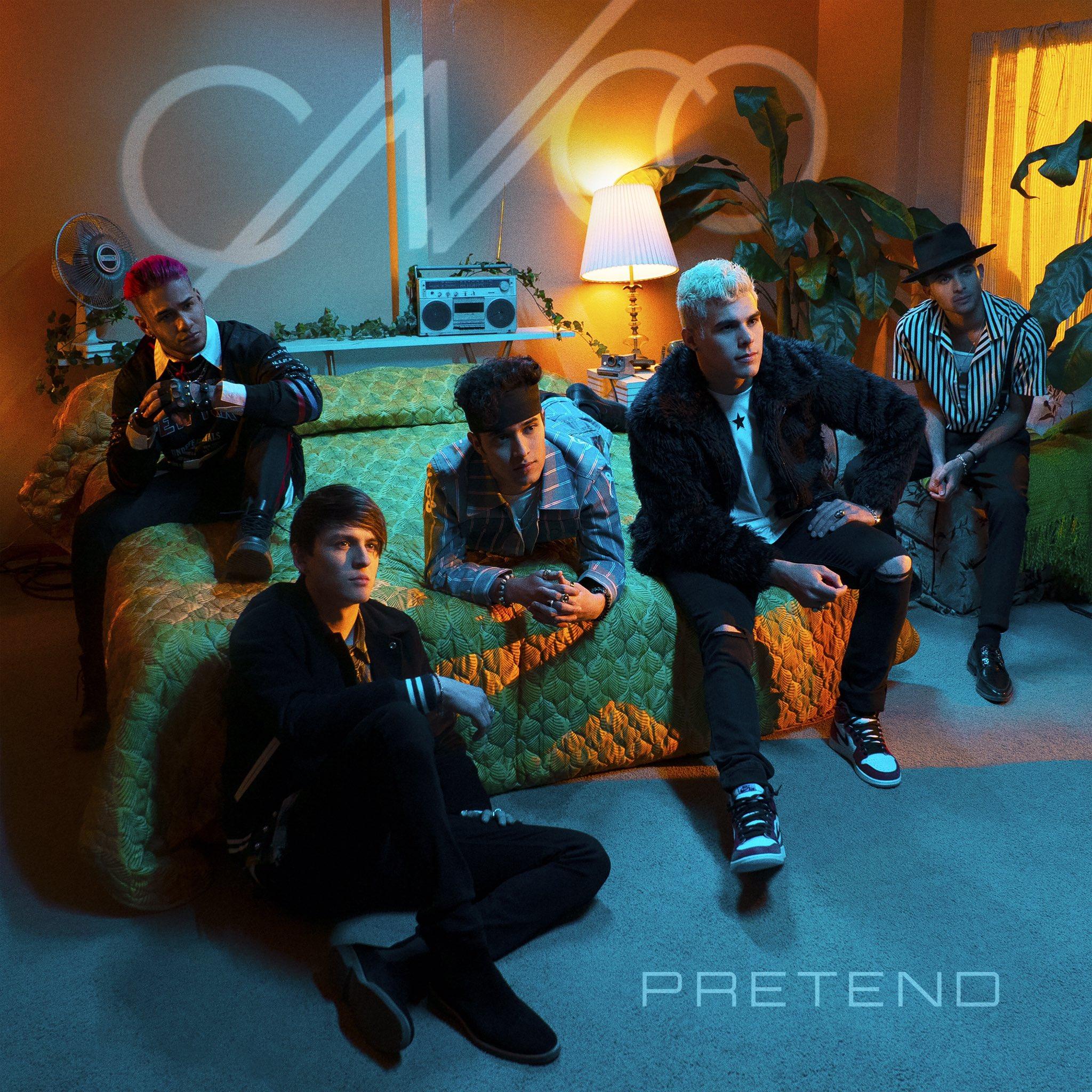 CNCO_Pretend