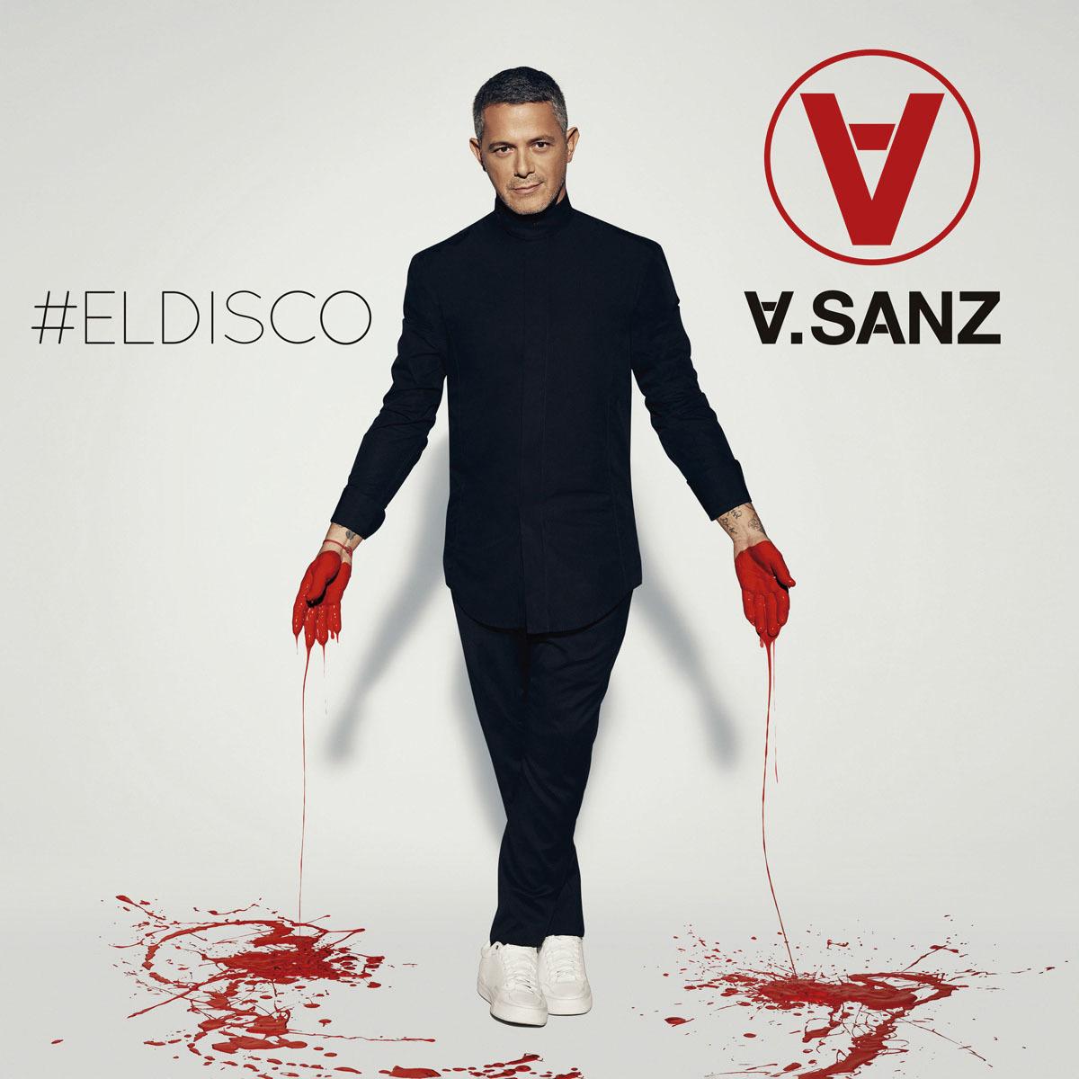 alejandro sanz #eldisco - portada -myipop