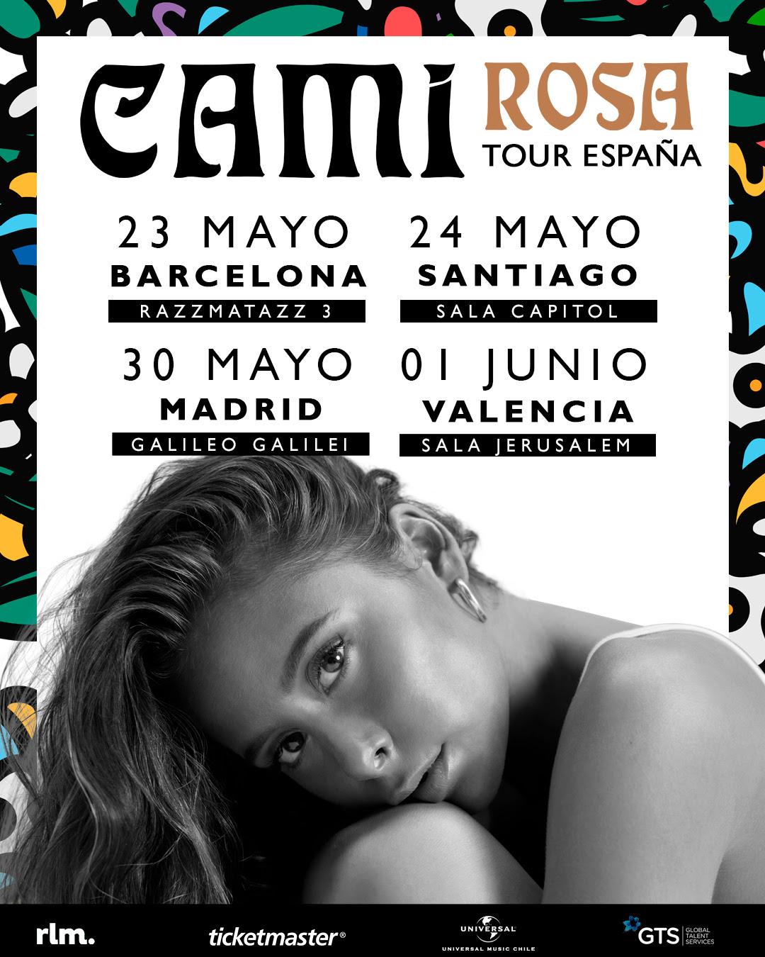 Cami_RosaTour_España