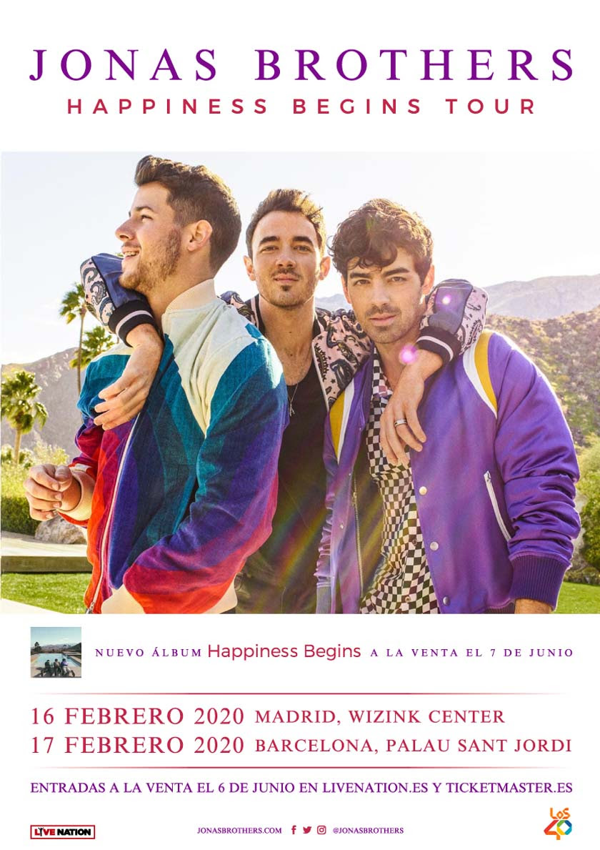 JonasBrothers-Tour-MadridBarcelona2020