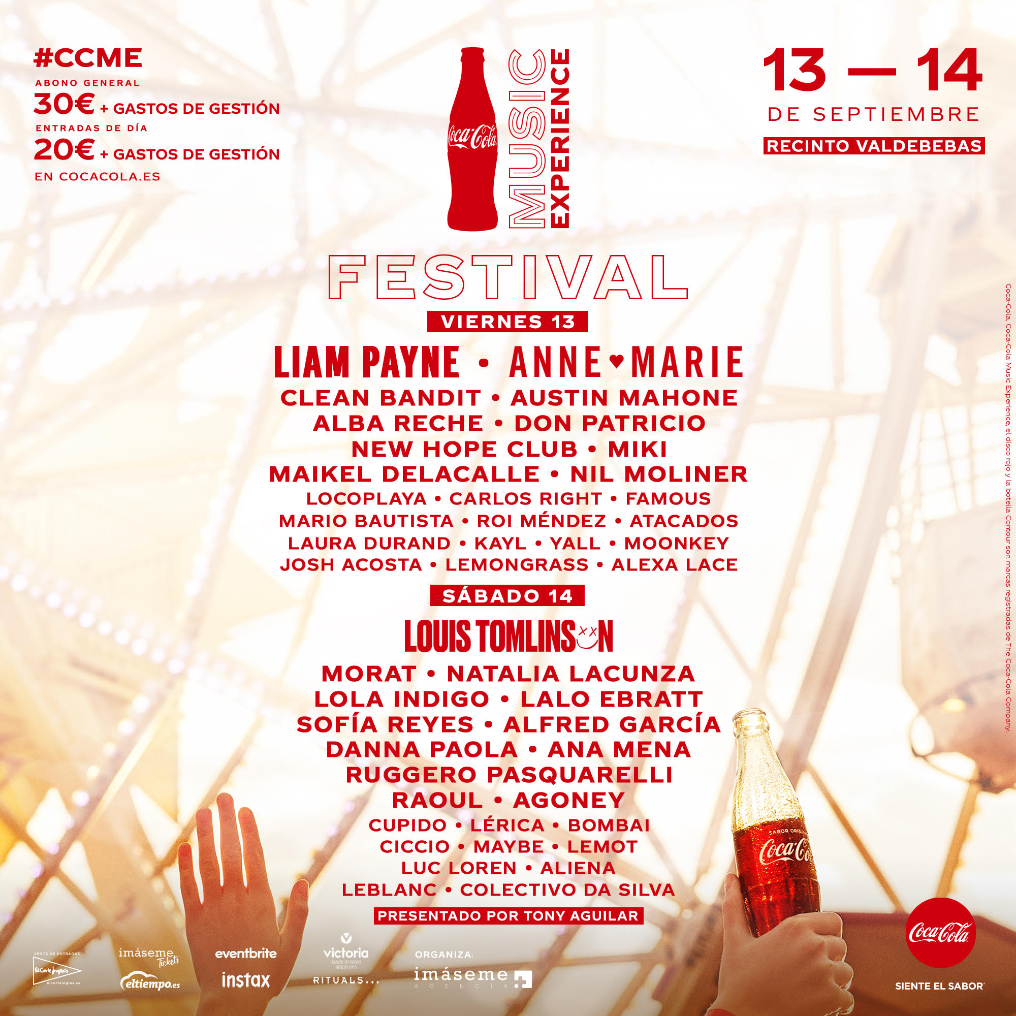 Cartel Coca-Cola Music Experience - CCME 2019