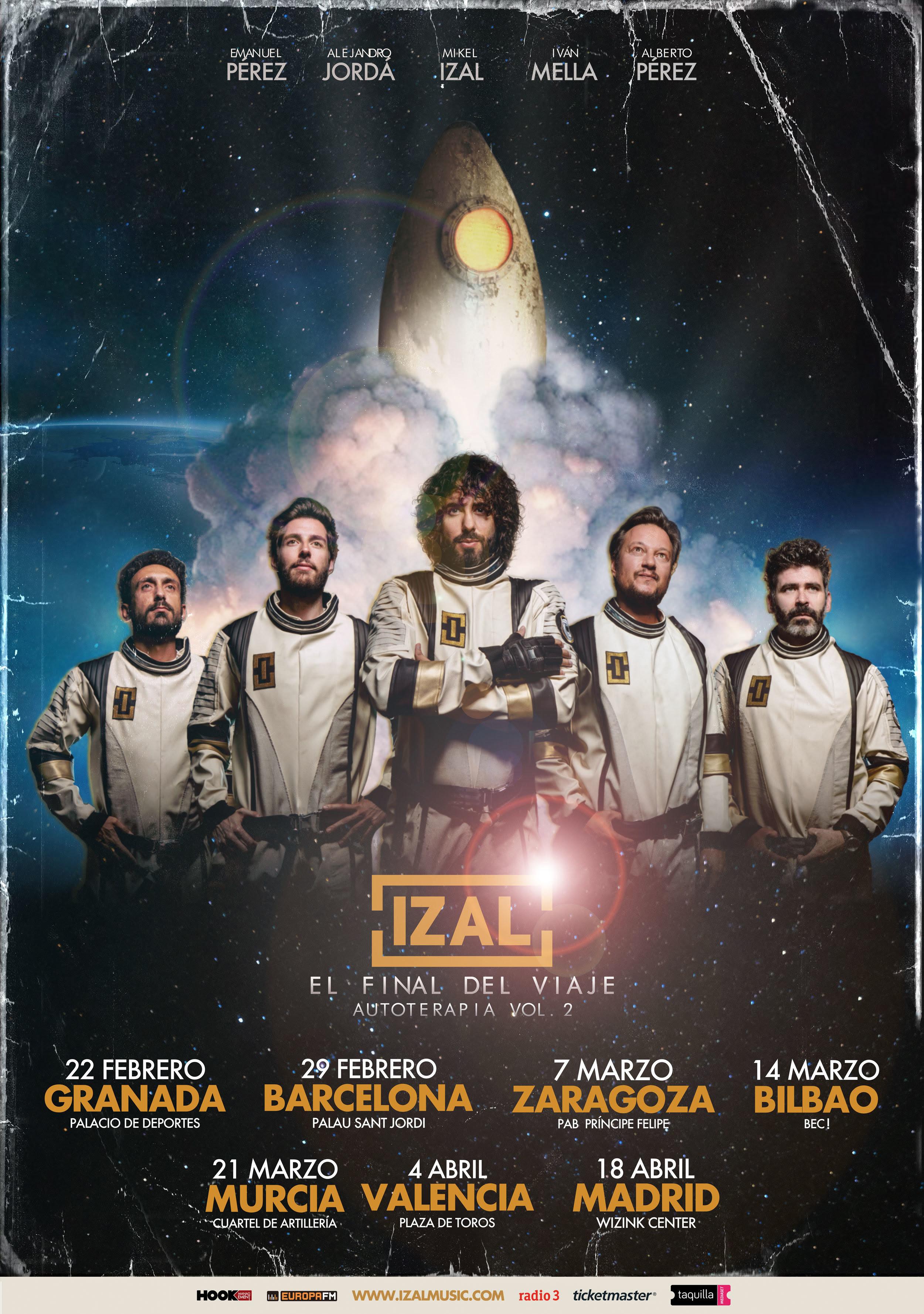 IZAL - EL FINAL DEL VIAJE - AUTOTERAPIA VOL. 2
