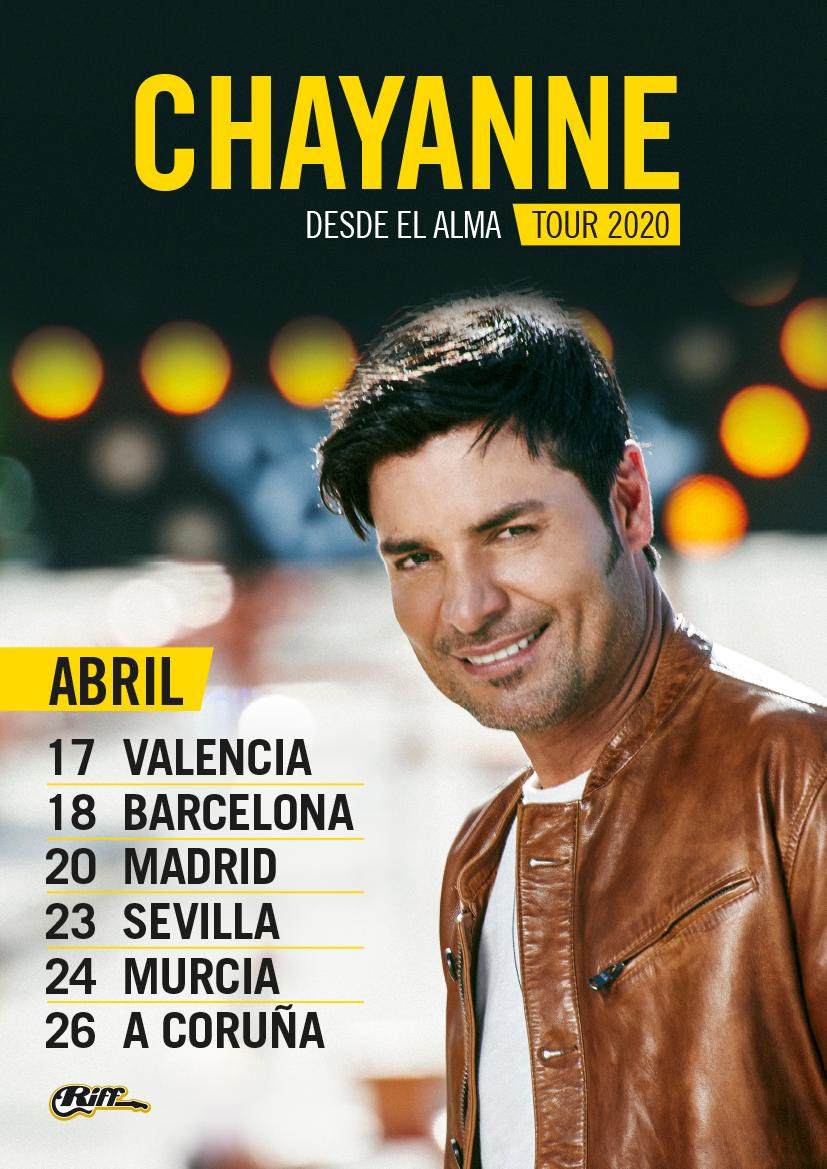 Chayanne Desde El Alma Tour.jpg