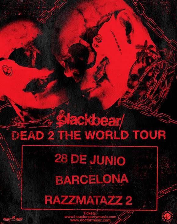 blackbear barcelona