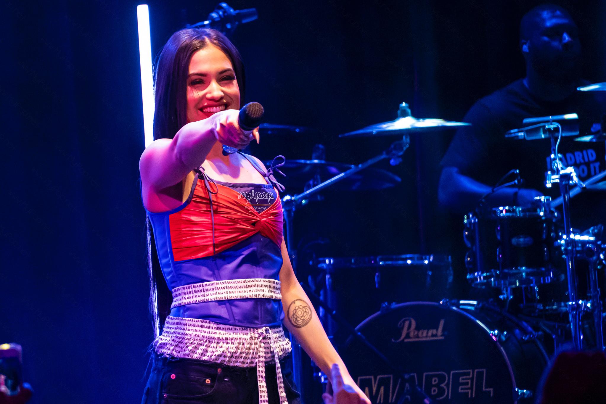 Mabel concierto