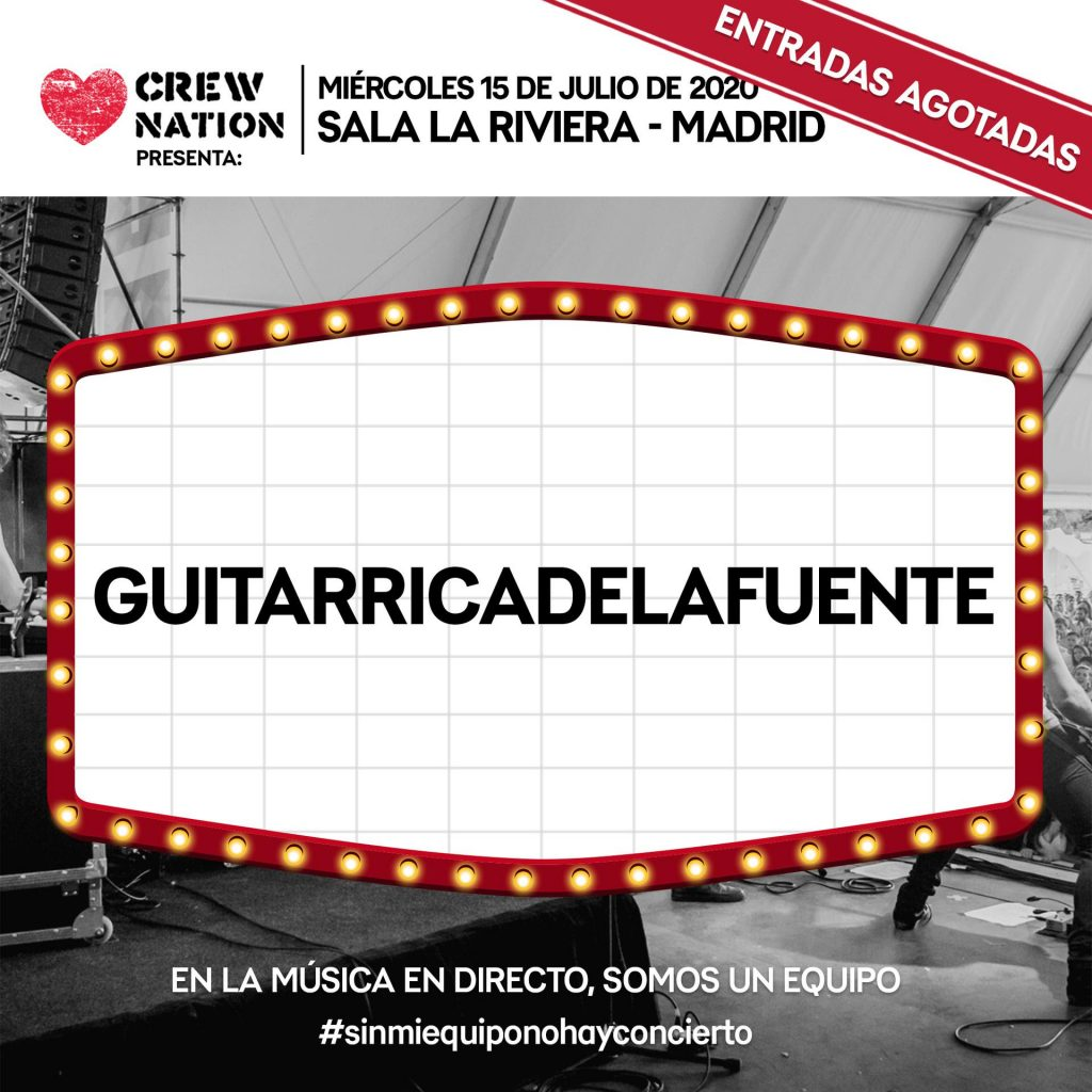 Guitarricadelafuente Crew Nation