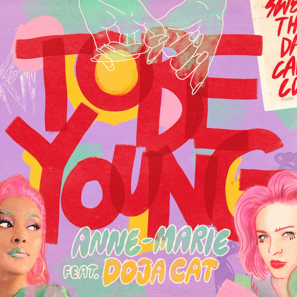 To Be Young - Anne-Marie Doja Cat