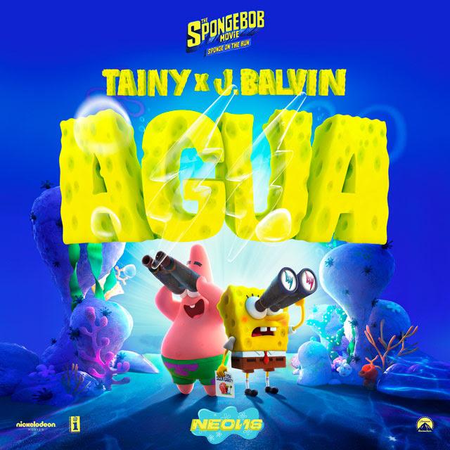 Tainy Balvin - Agua