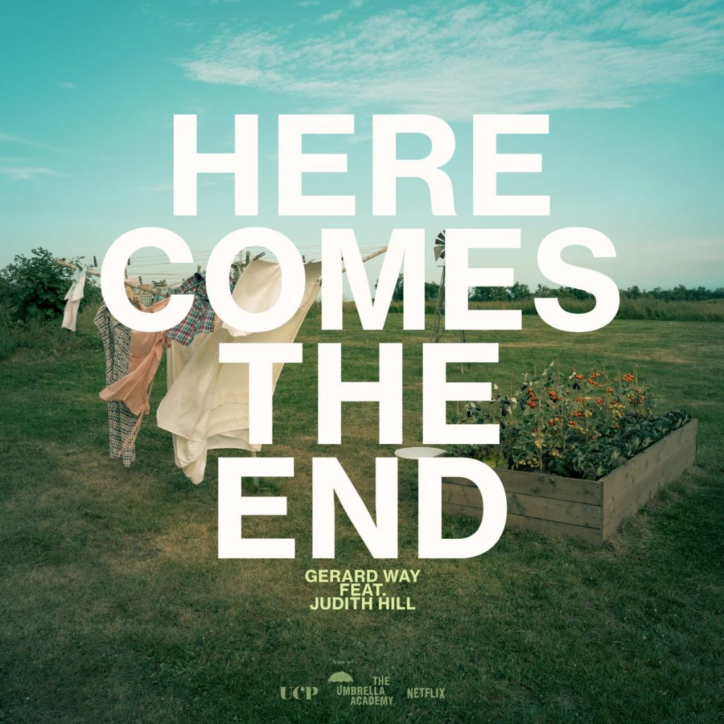 Here Comes The End - Gerard Way