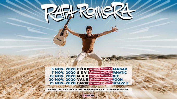rafa romera sold out
