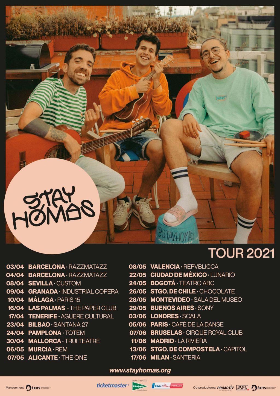 Stay Homas Tour