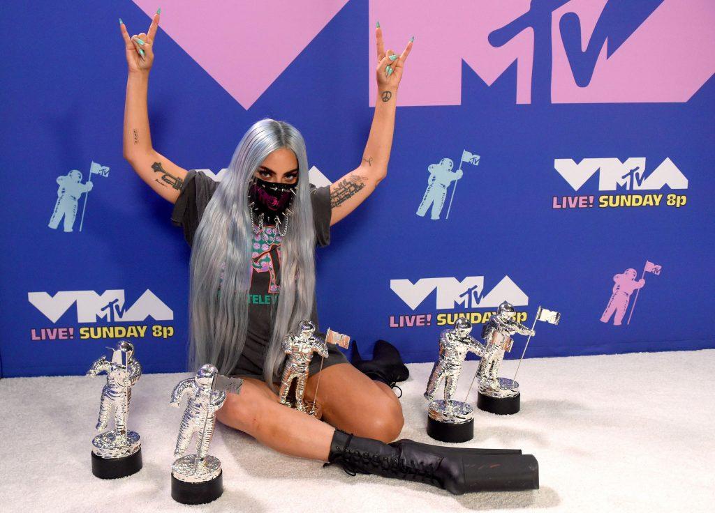 Lady Gaga - VMAS 2020