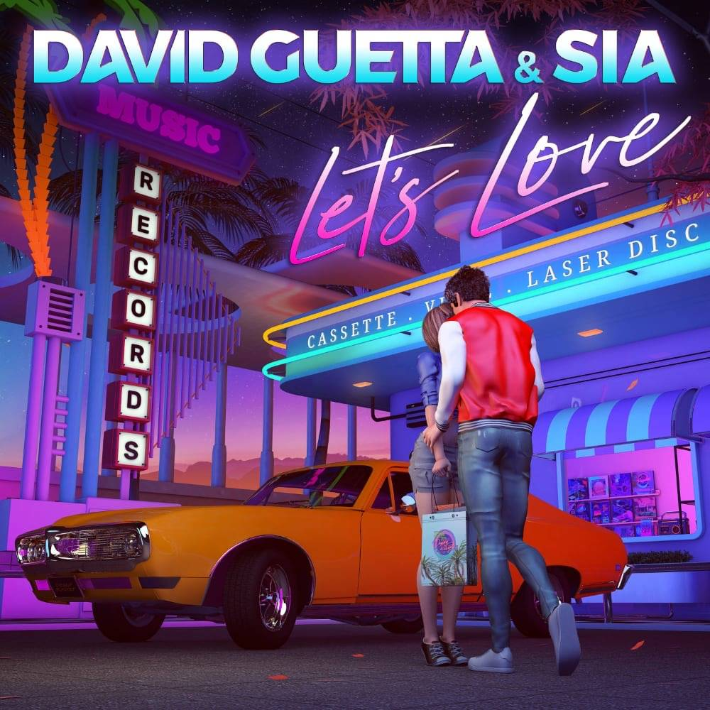 Let's Love - Sia y Guetta