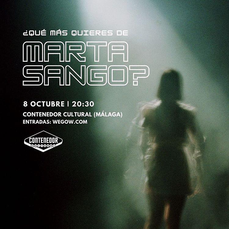 Marta Sango - concierto