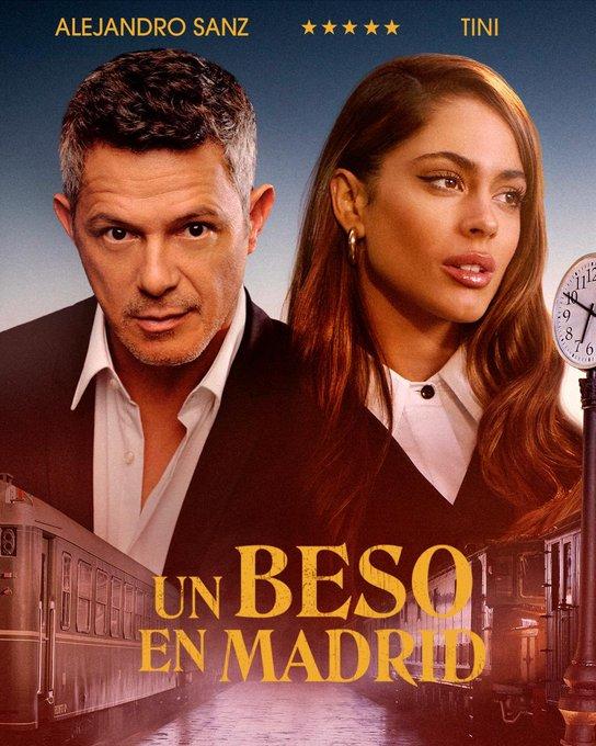 Un beso en Madrid - TINI y Alejandro Sanz