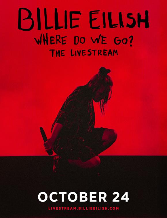 Billie Eilish - Where Do We Go? The Livestream