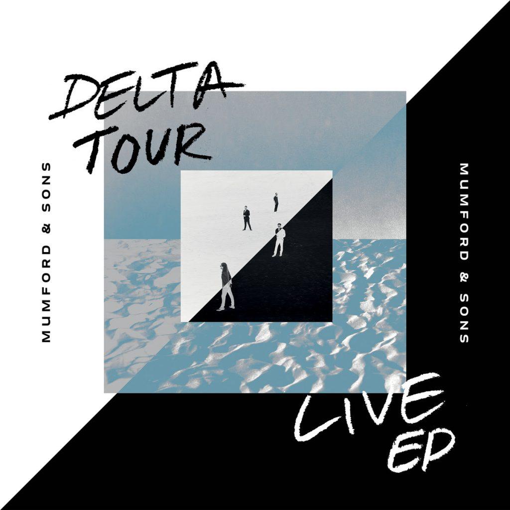 Delta Tour EP - Mumford & Sons