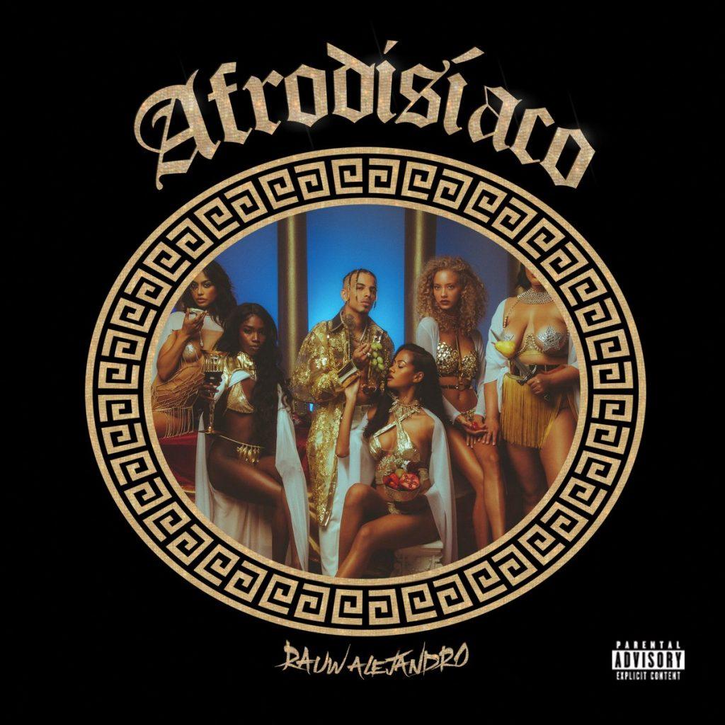 Afrodisiaco - Rauw Alejandro