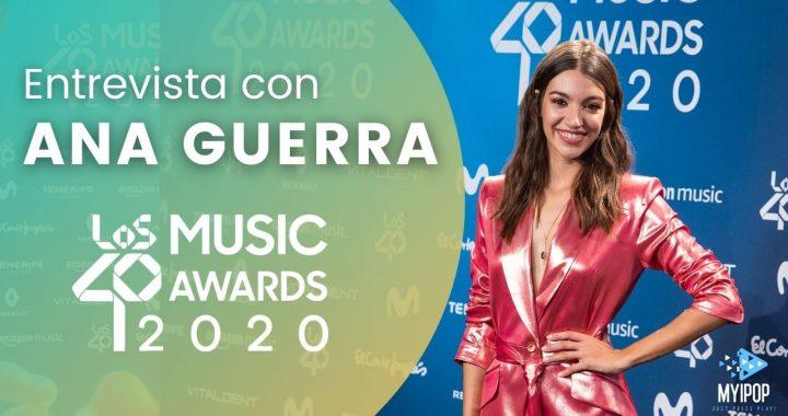 Ana Guerra - LOS40 Music Awards 2020