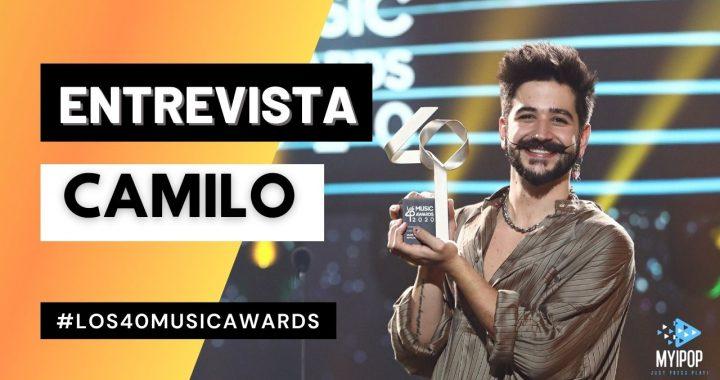 Camilo - LOS40 Music Awards