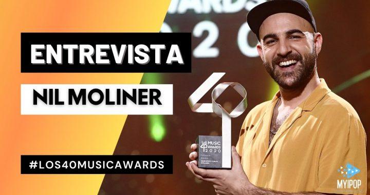 Nil Moliner - LOS40 Music Awards