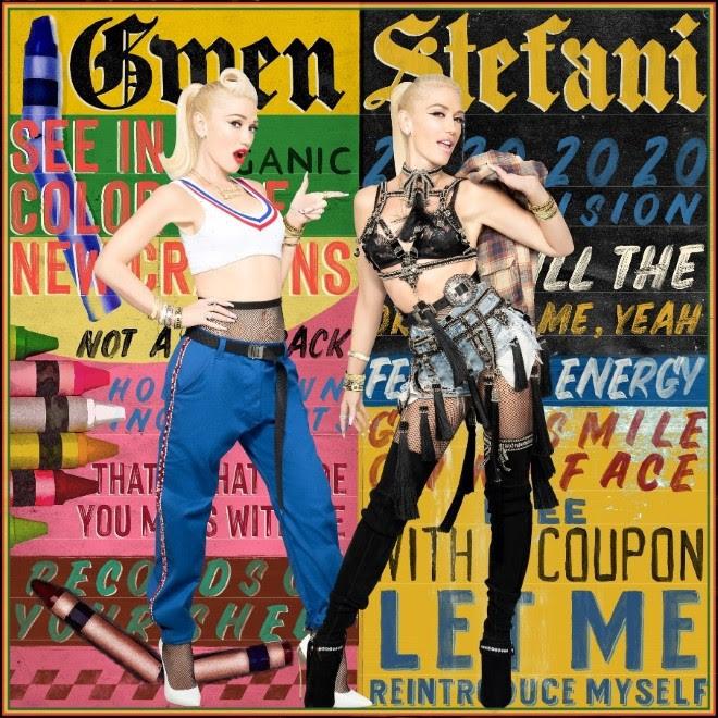 Let Me Reintroduce Me - Gwen Stefani