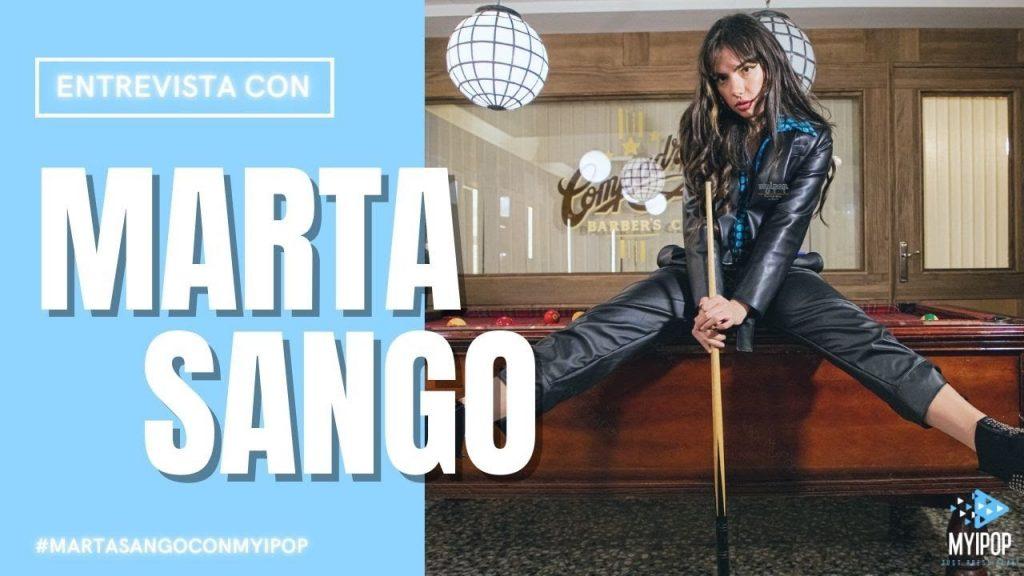 Entrevista Marta Sango