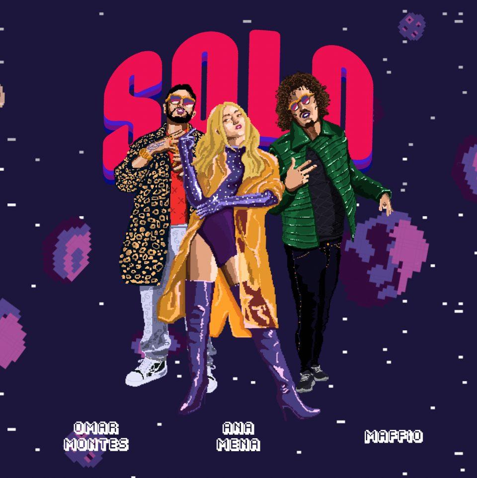 Solo - Ana Mena, Omar Montes, Maffio
