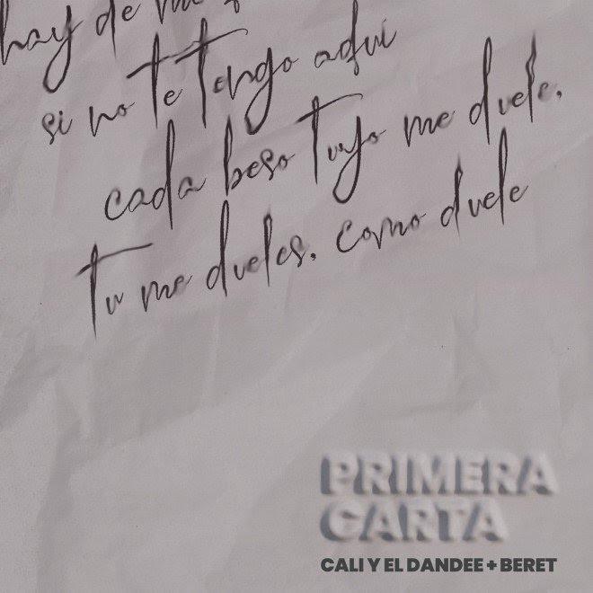 Primera Carta - Beret y Cali y el Dandee