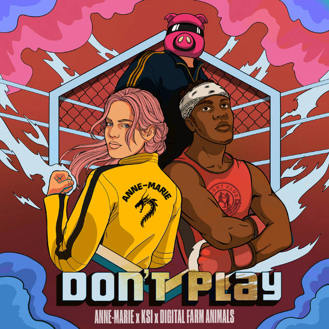 don't play - anne marie