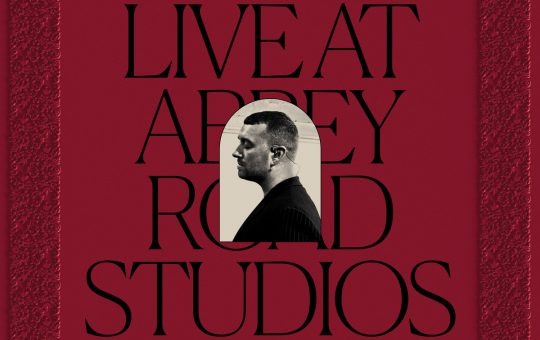Sam Smith Love Goes Live At Abbey Road Studios