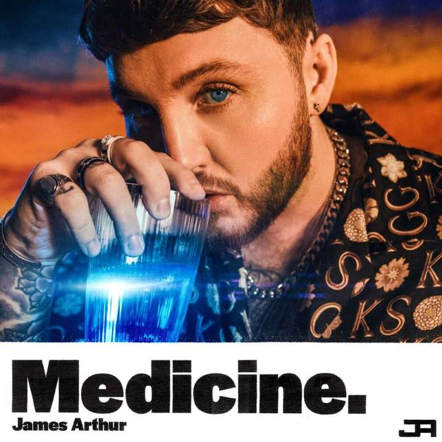 medicine - james arthur