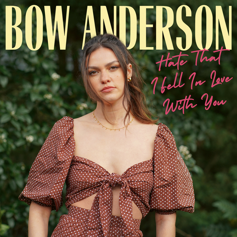 Hate That I Fell In Love With You - Bow Anderson