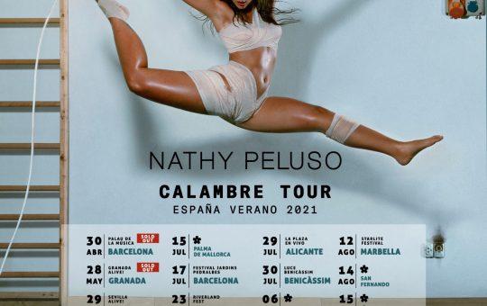 Nathy Peluso Calambre Tour España