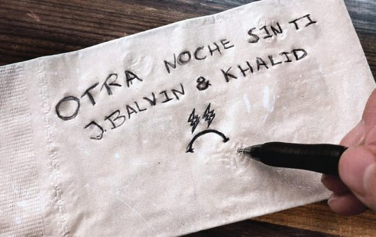 Otra Noche Sin Ti - Balvin, Khalid