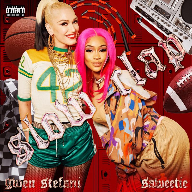 Gwen Stefani, Saweetie - Slow Clap