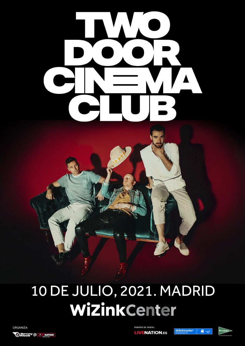 Two Door Cinema Club - Julio, Madrid