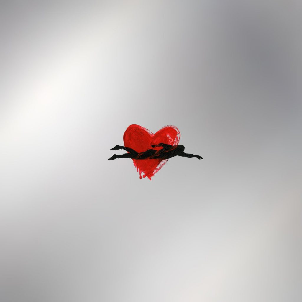 corazón cromado - sen senra