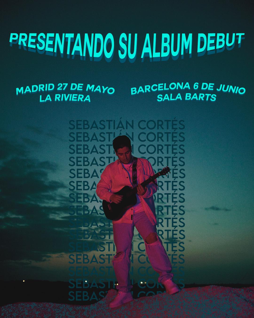 Sebastián Cortés - Conciertos