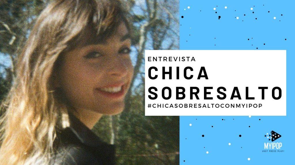 Chica Sobresalto Entrevista - Sinapsis