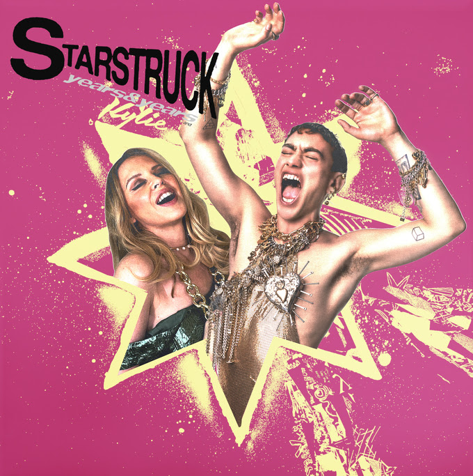 Starstruck - Years & Years ft. Kylie Minogue