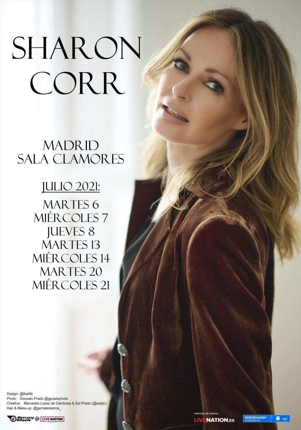 Sharon Corr - Madrid