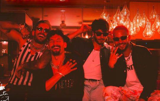 3 de la mañana - Mau y Ricky, Sebastián Yatra, Mora
