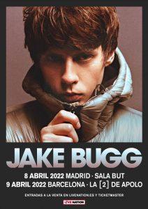 Jake Bugg España 2022